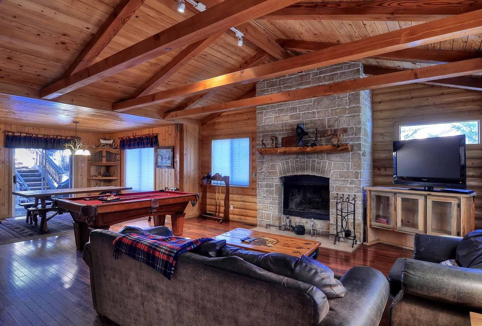 No 1 Slope Side At Bear Mountain Five Star Vacation Rentals