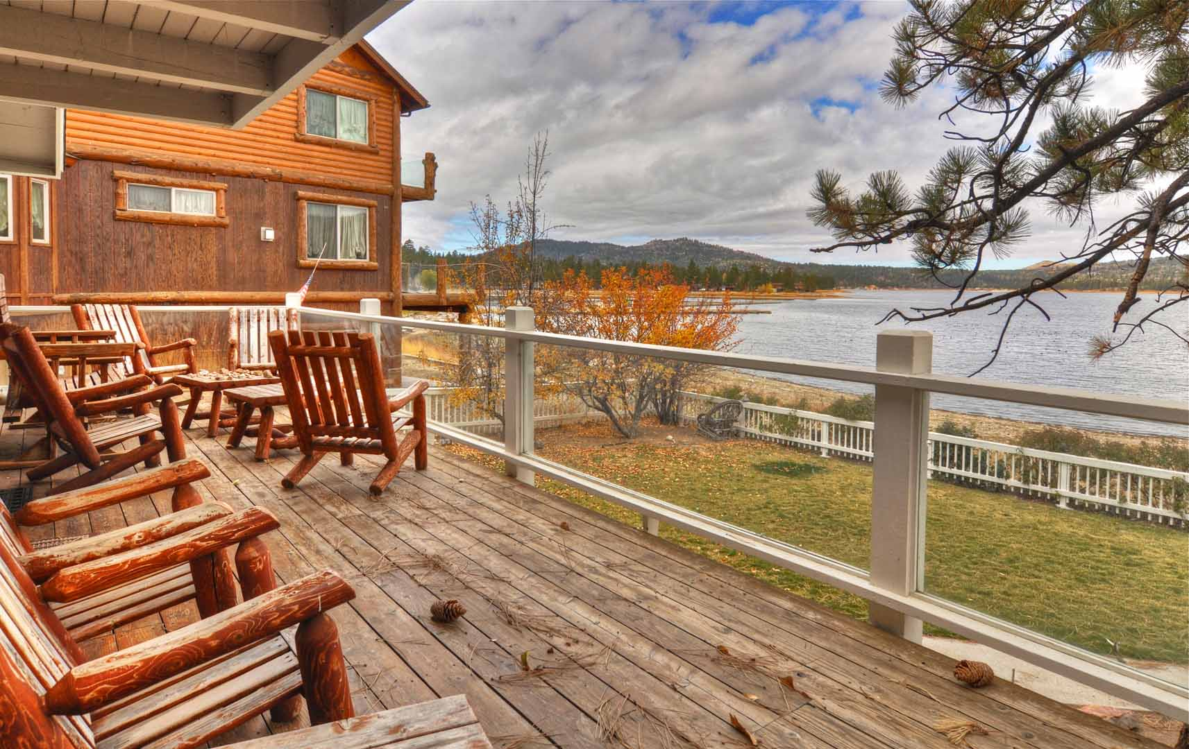 No 5 Lake Front Dream Cabin Five Star Vacation Rentals